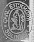 1934-1935: Stamped Double Oval