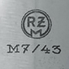 M7/43 Paul Weyersberg & Co., Solingen