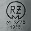 M7/72 Karl Rob. Kaldenbach, Solingen-Grafrath